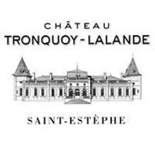 Château Tronquoy Lalande 2018 Saint Estephe 12 x 75cl