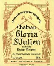 Chǽteau Gloria 2018 Saint Julien 6 x 75cl