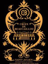 Château Ducru Beaucaillou La Croix de Beaucaillou 2018 Saint Julien 12 x 75cl