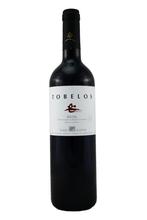 Tobelos Crianza Rioja, La Rioja, Spain, 2015