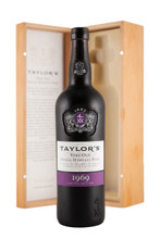 Taylors Very Old Single Harvest Port 1969
