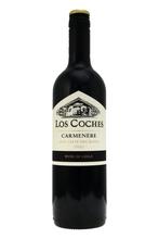 Los Coches Carmenere, Rapel Valley, Chile 2018