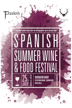 Spanish Summer Wine & Food Festival 2019 Entry Ticket