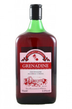 Phillips Grenadine Alcoholic Cordial