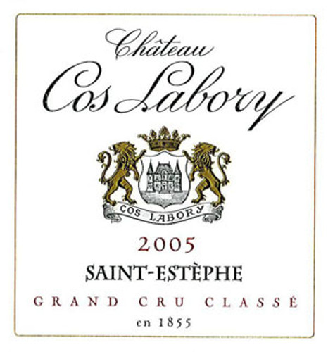 Chateau Cos Labory