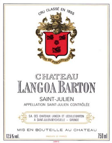 Chateau Langoa Barton