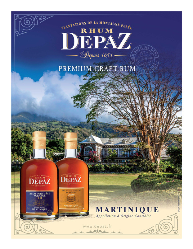 Agricole Rum and AOC Martinique. What's special about Depaz Rhum?