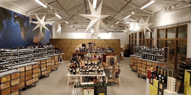 Now Open 'Wine Studio'
