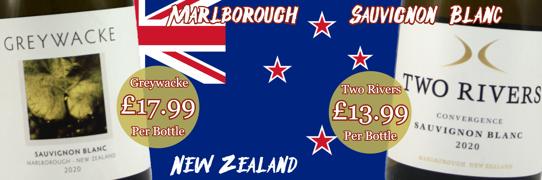 Shop all Marlborough Sauvignon Blanc and other  New Zealand wines #nwwine