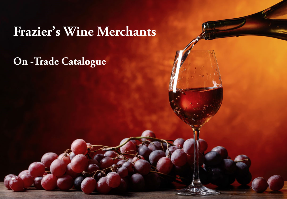 Frazier's Wine Merchants On Trade Wine List