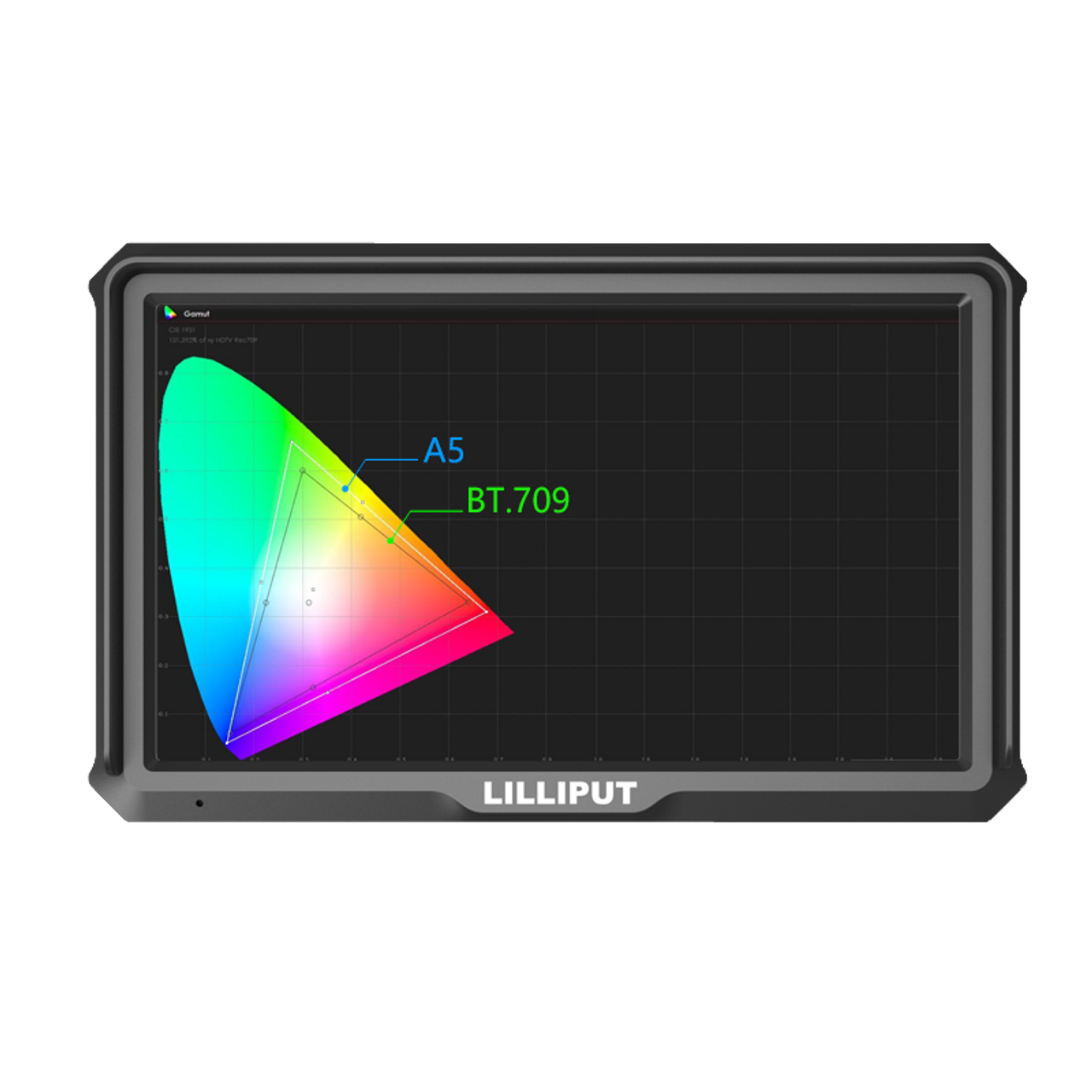 A5 5 Inch FHD HDMI Light-Weight Monitor