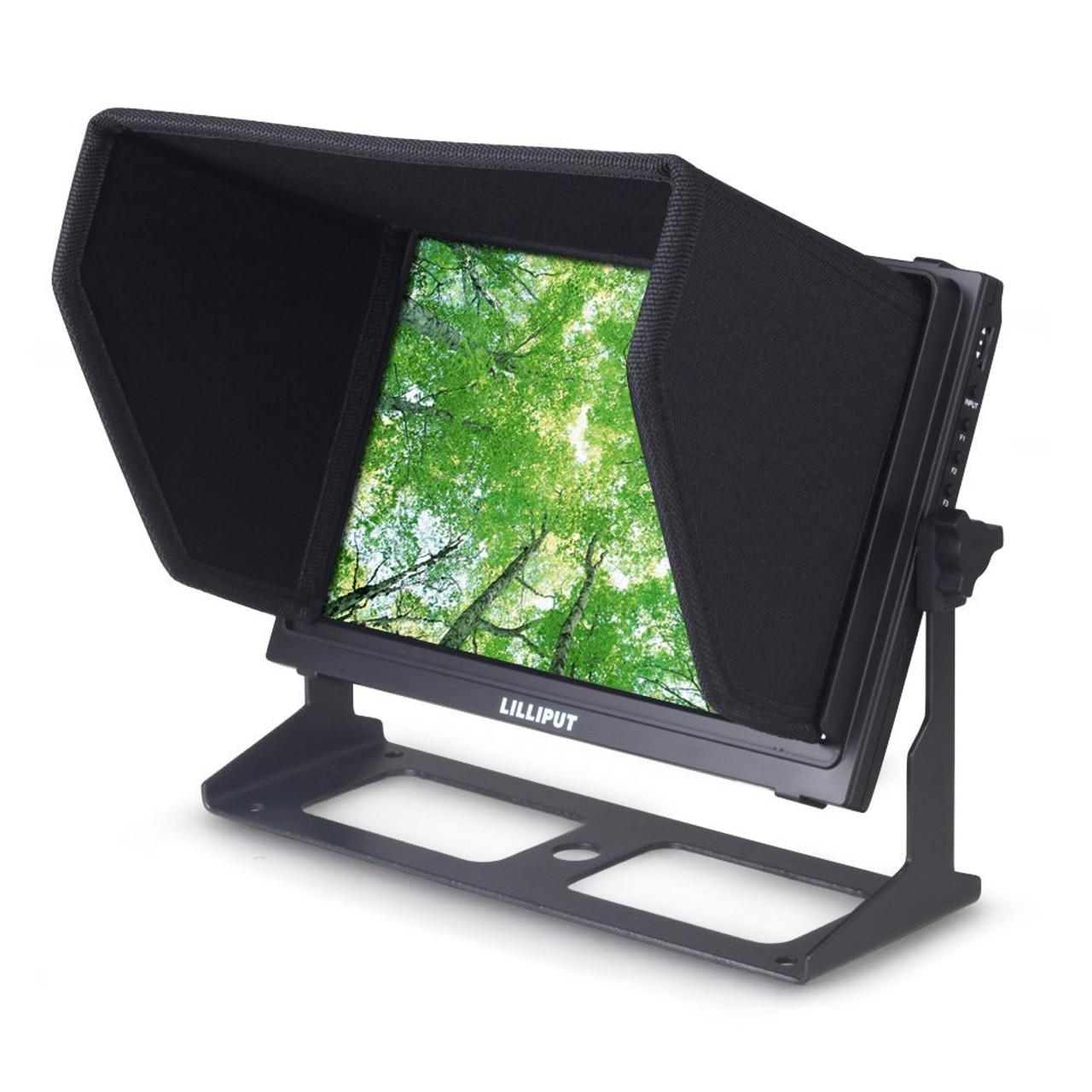 TM-1018/S 10.1 inch Camera top monitor