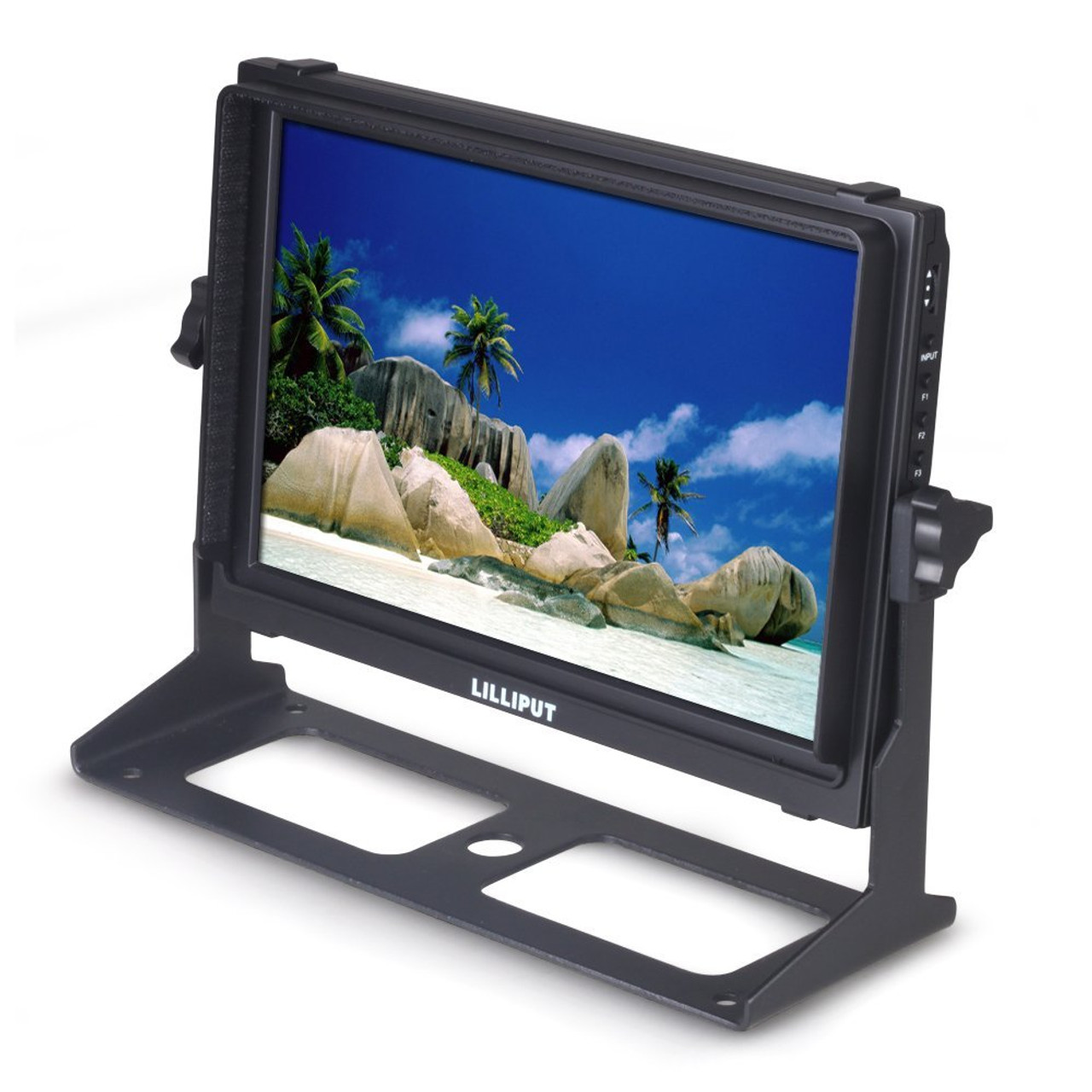 TM-1018/O/P 10.1 inch Camera top monitor