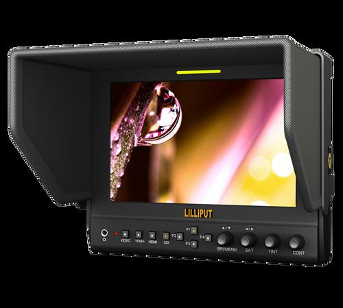 663/O/P2 (HDMI in&out ,BlackMagic PCC compatible )