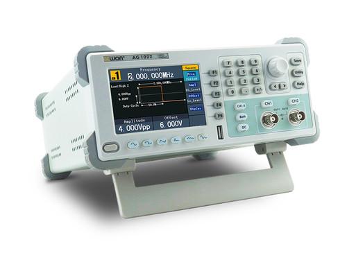 AG1022F Dual-channel Arbitrary Waveform Generator