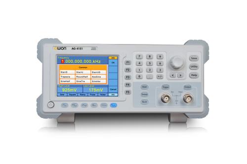AG4101 Single-channel Arbitrary Waveform Generator