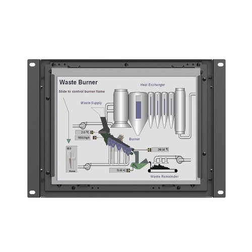 TK970-NP/C/T 9.7 inch industrial open frame touch monitor