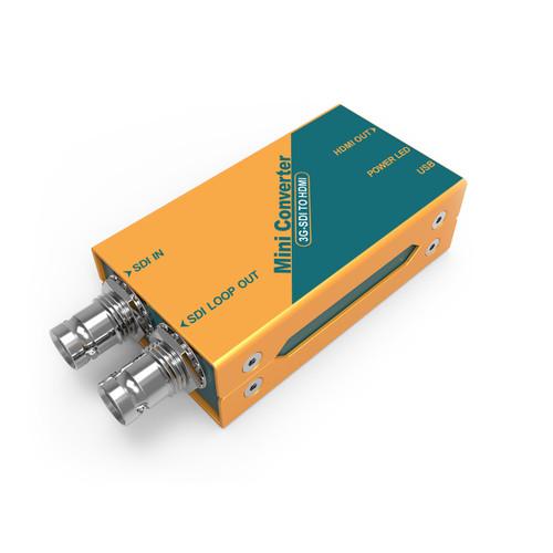 Mini SC1112 3G-SDI to HDMI Pocket-Size Broadcast Converter