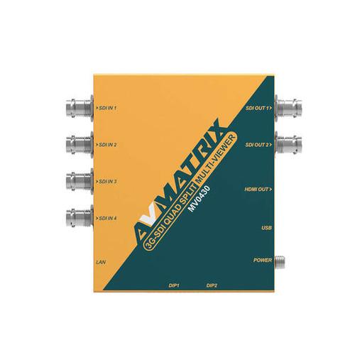 MV0430 Quad Split Multi-viewer