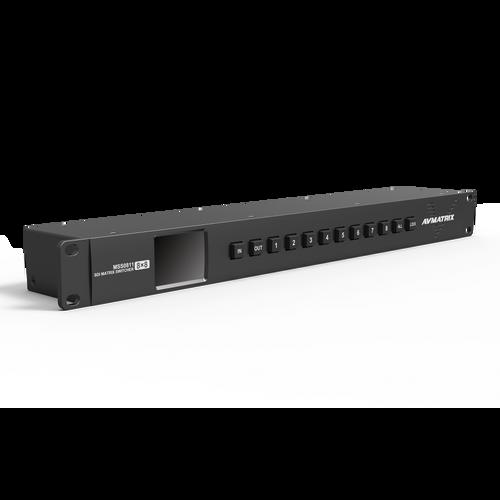 MSS0811 3G-SDI Matrix Switcher