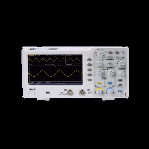 SDS1102 Super-economical Type Digital Storage Oscilloscope