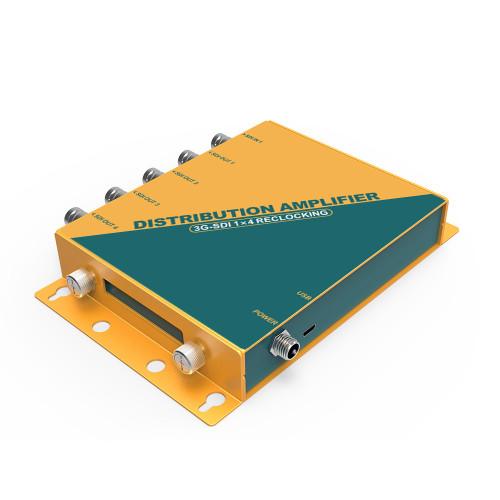 SD1141 1x4 3G-SDI Distribution Amplifier