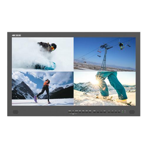 BM280-12G 28 inch carry on 12G-SDI broadcast director monitor