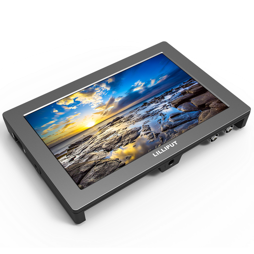 "Q7 Pro  (7"" Full HD SDI Monitor with HDR/3D LUTs)"