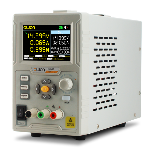 P4603 OWON 1CH Liner DC Power Supply