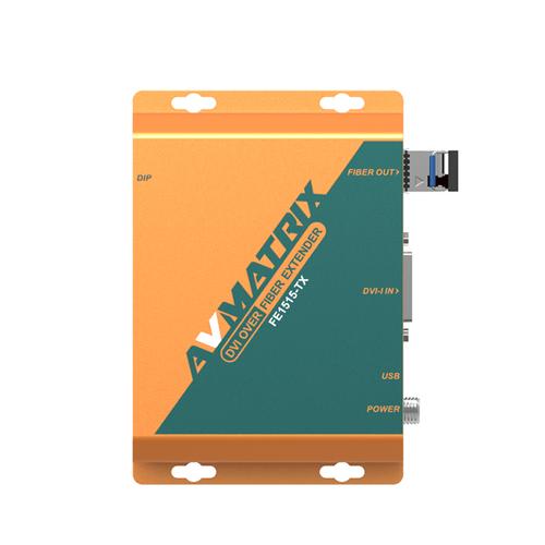 FE1515 DVI-I Over Fiber optic extender