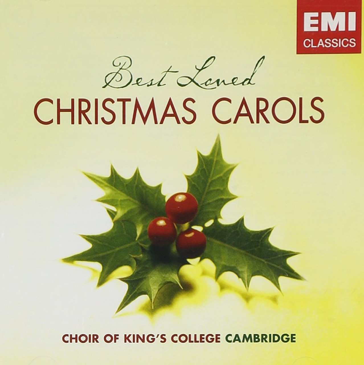 Best Christmas Music.Best Loved Christmas Carols Music Cd
