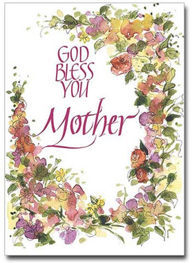 Mother of the Church New Greeting Card