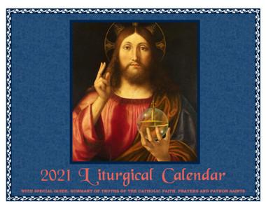 Sisters of Carmel: 2021 Traditional Catholic Liturgical ...