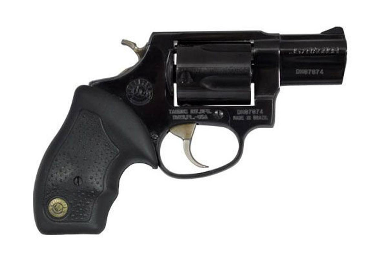 Taurus 605-  357 Magnum - Revolver - Black