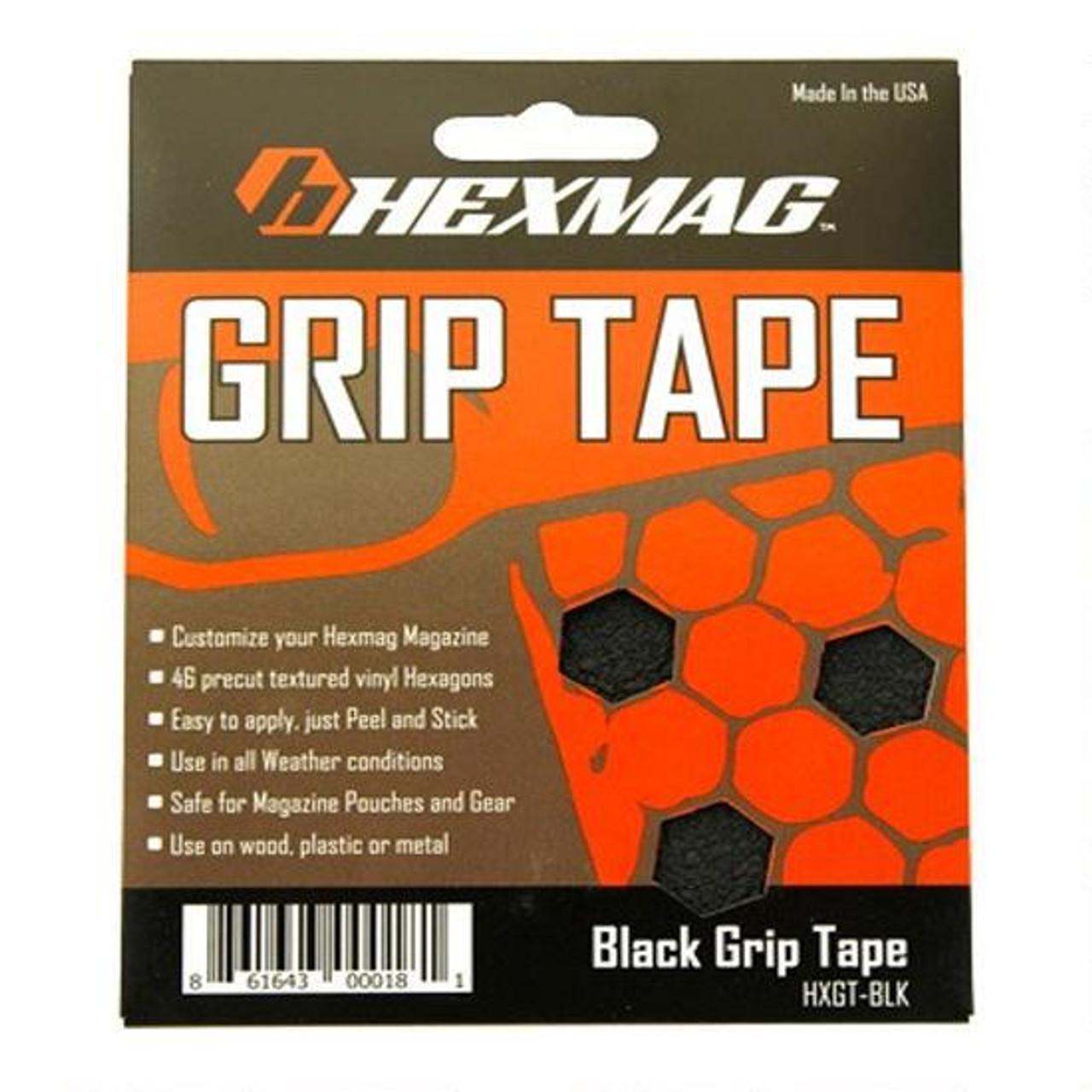 HexMag - Grip Tape - Black