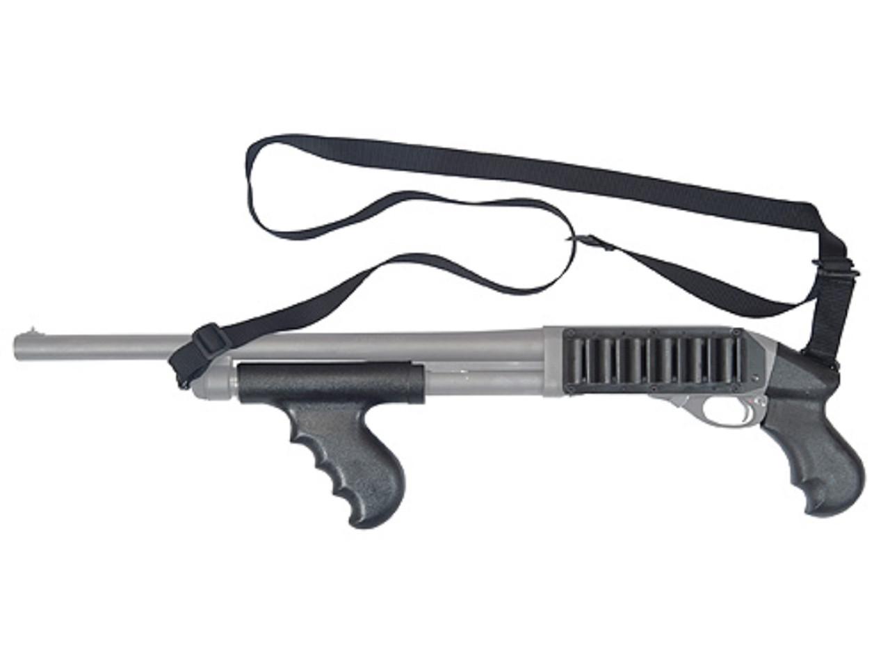 tacstar tactical sling black pistol grip shotgun climags