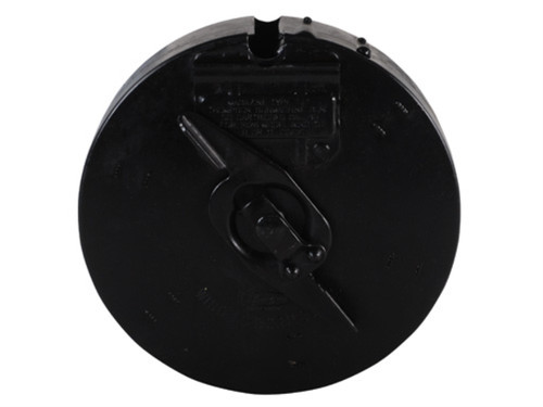 This is a 50 round factory drum for the Thompson 45 acp (Tommy Gun), new production item #T13KT.