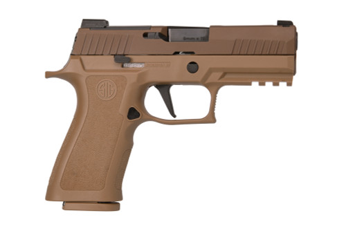 Sig Sauer P320 X-Carry 9mm 17 round - Coyote