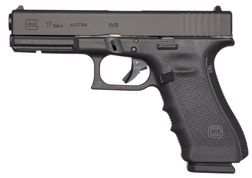 Glock 17 Gen 4 9mm - Black