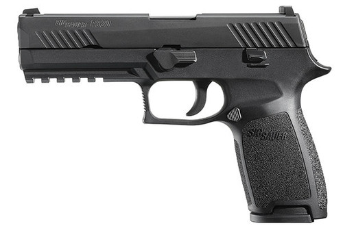This is a Sig Sauer P320 .45 acp, night sights. Comes with (2) - 10 rd magazines.
