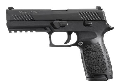 Sig Sauer P320 9mm - Night Sights