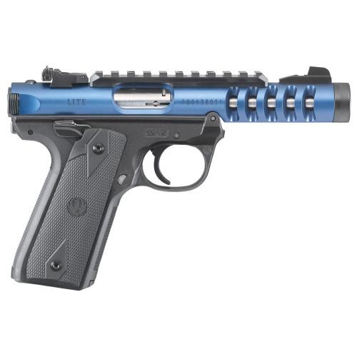 """Ruger Mark IV 22/45 Lite .22lr 4.4"""" - Blue"""