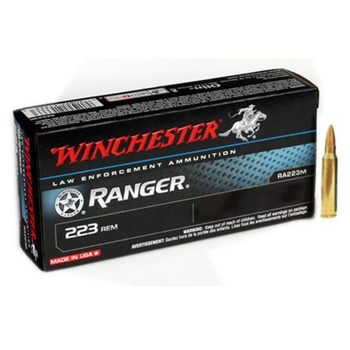 Winchester Ranger .223 69 Gr. BJHP 20 Rounds