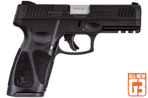 Taurus Pistol - G3 - 9mm - Black - 1-G3941