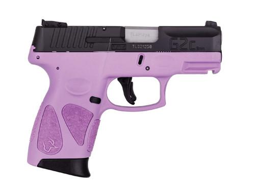 Taurus Pistol - G2C 9mm - Light Purple