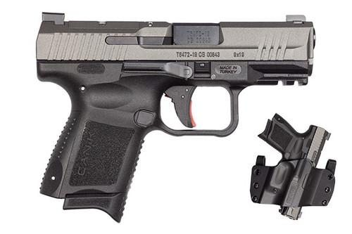 Century Arms Pistol - Canik - 9MM - TP9 Elite SC - HG5610T-N