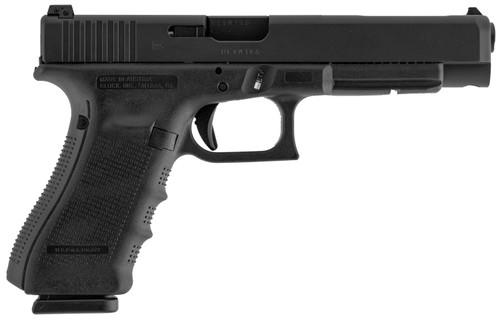 Glock Pistol - 34 Gen 4 - Black - PG-34301-03