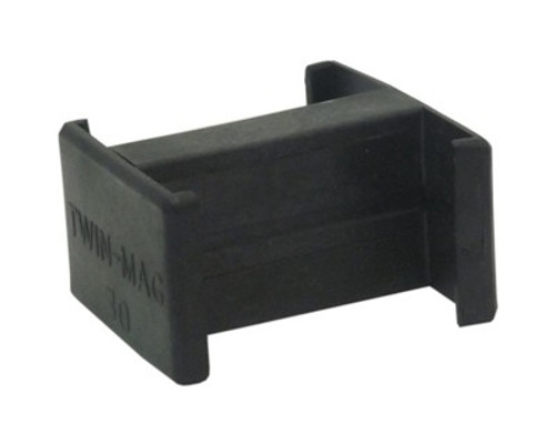 This is a coupler that will hold 2 of the 30 round Thermold AR-15 magazines side by side.