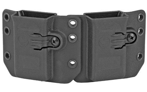 Raven Concealment Systems Magazine Pouch Copia DS94U SMC BK STD STD-1