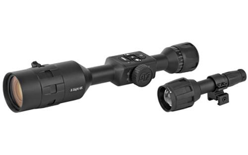 ATN - Smart HD Day/Night Rifle Scope - DGWSXS5204KP
